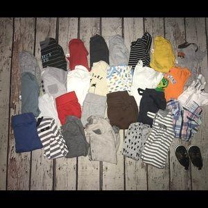 Carters 3-6 Months bundle